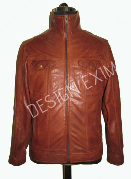 style-10,leather-oily pull up,col-cognac
